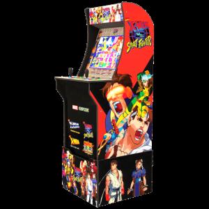 Arcade1Up X-Men vs Street Fighter Arcade Cabinet for $349