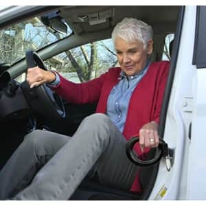 Car Cane Mobility & Standing Aid w/ Flashlight for $15