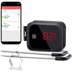 Inkbird Bluetooth Digital Grill Thermometer for $35