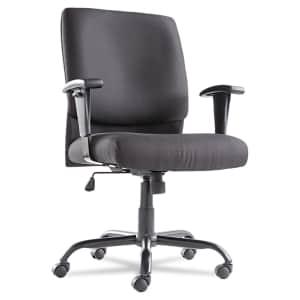 OIF Big & Tall Mid-Back Swivel/Tilt Office Chair for $150