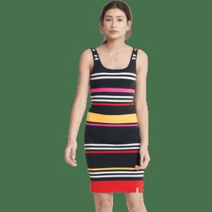 Superdry Women's Miami Bodycon Dress for $19