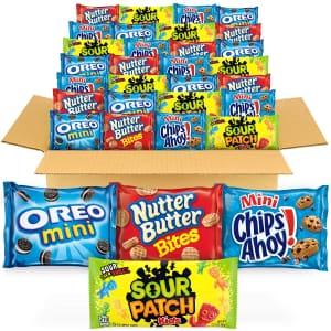 Oreo Variety 32-Pack Bundle for $10 via Sub & Save