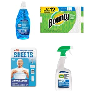 P&G Professional Cleaning Supplies at Staples: up to 32% off + extra $5 off $100