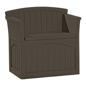 Suncast 31-Gallon Storage Patio Seat for $74 w/ $10 Kohl's Cash