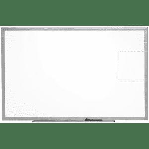 Staples Melamine Dry-Erase Whiteboard for $120
