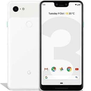 Unlocked Google Pixel 3 XL 128GB Android Smartphone for $150