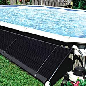 SunHeater 20-Ft. Universal Solar Pool Heater for $240