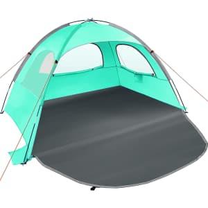 Mirus UPF 50+ Beach Tent for $35