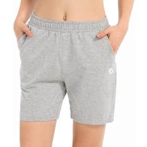 """Spowind Women's 5"""" Bermuda Shorts for $10"""