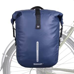 Rhinowalk 20L Bike Pannier Bag for $34