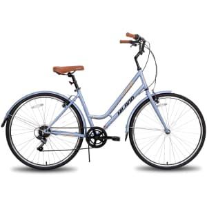 Hiland 700C Hybrid Bike for $200