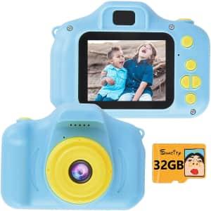 Suncity 5MP Kids' Digital Camera for $15