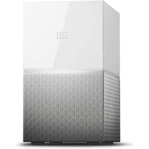 WD 16TB My Cloud Home Duo Personal Cloud Storage for $600
