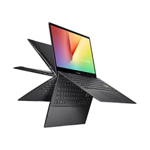 "Asus VivoBook Flip 11th-Gen. i3-1115G4 14"" 2-in-1 Laptop for $428"