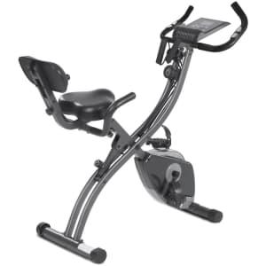 MaxKare 3-in-1 Exercise Bike for $120