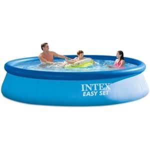 "Intex 12-Ft. x 30"" Easy Set Pool for $252"
