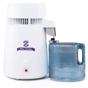 Co-Z Countertop Water Distiller for $57