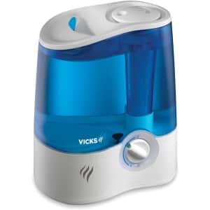 Vicks Ultrasonic Cool Mist Humidifier for $50