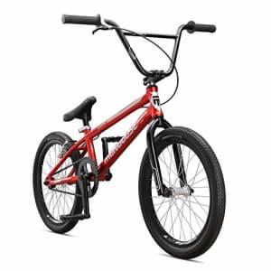 Mongoose Title Pro XL BMX Race Bike, 20-Inch Wheels, Beginner to Intermediate Riders, Lightweight for $380