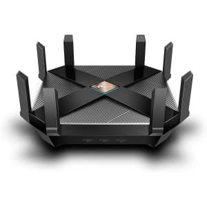 TP-Link Archer AX6000 Next-Gen Smart WiFi Router for $252