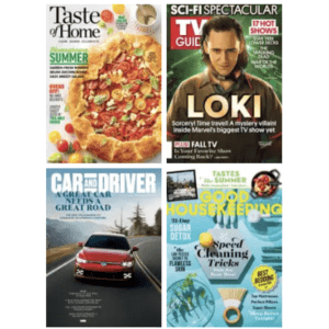 DiscountMags Epic 80 Sale: 1 year subs from $3.95