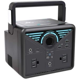 Renogy Phoenix 200 Portable Power Station for $140