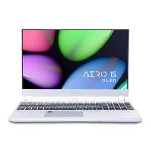 "[2020] Gigabyte AERO 15S OLED KB Thin+Light High Performance Laptop, 15.6"" 4K UHD OLED Display w/ for $1,699"
