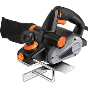 TKLF 6-Amp Electric Hand Planer for $40