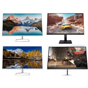 HP Monitor Flash Sale: from $205