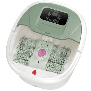 Turejo Heated Foot Spa for $40