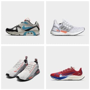 Finish Line Shoe Sale: Up to 50% off