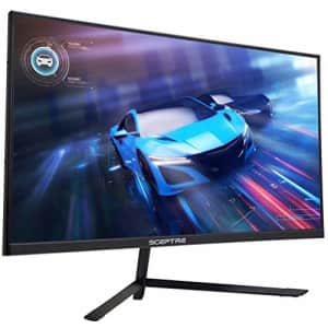 """Sceptre IPS 27"""" LED Gaming Monitor G-to-G 1ms HDMI DisplayPort up to 144Hz AMD FreeSync Premium for $250"""