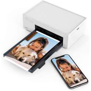 Liene 4x6'' WiFi Photo Printer for $91