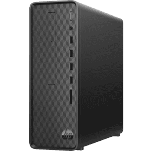 HP Slim 3rd-Gen. Ryzen 3 Desktop PC for $400