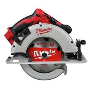 """Milwaukee M18 18V Li-ion 7-1/4"""" Cordless Circular Saw for $110"""
