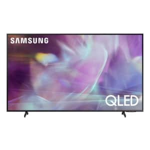 "Samsung Q6-Series QN70Q6DAAFXZA 70"" 4K QLED UHD Smart TV for $998 for members"