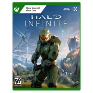 Halo Infinite for Xbox One/Series X/S: Preorder for $60 w/ $10 Reward Certificate