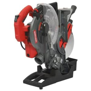 """Craftsman 10"""" 15A Single Bevel Corded Miter Saw for $209"""