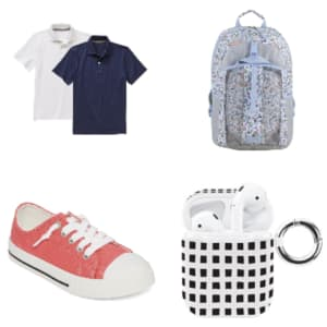 JCPenney Back to School Sale: Deals from under $10