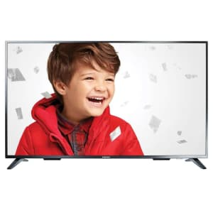 "Element 65"" Roku 4K UHD HDR Smart TV for $280"