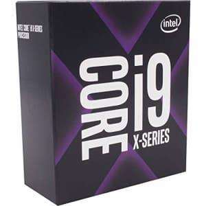 Intel Core i9-9820X X-Series Processor 10 Cores up to 4.1GHz Turbo Unlocked LGA2066 X299 Series 165W for $559