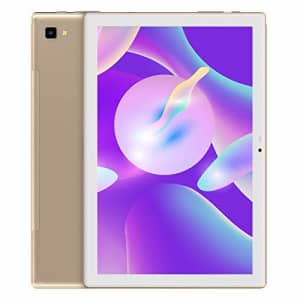 Android 10 Tablet: Blackview Tablet 10.1 inch 3GB+32GB, 6580mAh Battery, 13MP+5MP Dual Cameras, for $130