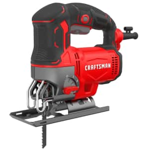 Craftsman 6A Corded Jig Saw for $93