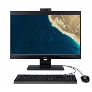"""Acer Veriton VZ4860G-I7870H1 AIO Desktop, 23.8"""" Full HD, Intel Core i7-8700, 8GB DDR4, 1TB 7200RPM for $1,080"""