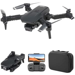 GoolRC FPV RC Drone with Dual 4K Camera for $28