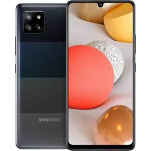 Samsung Galaxy A42 5G 128GB Android Smartphone for $0/mo. for 24 months