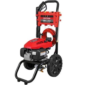 Craftsman Honda 3300-PSI Gas 2.4-GPM Pressure Washer for $410
