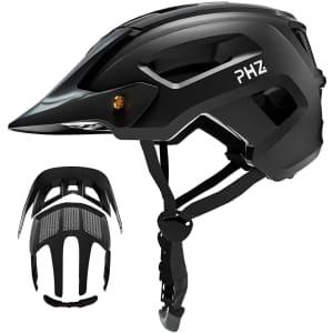 PHZ Adults' Mountain Bike Helmet for $19