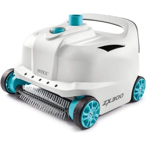 Intex ZX300 Deluxe Automatic Pool Cleaner for $123