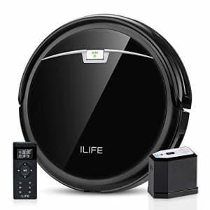 ILIFE Robot Vacuum for $135